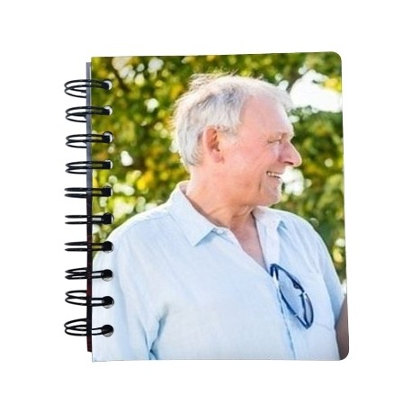 Cahier à personnaliser photo