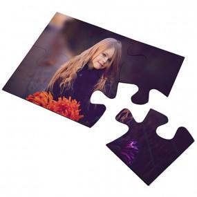 Puzzle magnétique A5 avec photo