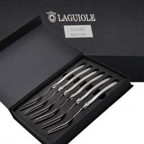 Coffret fourchettes laguiole