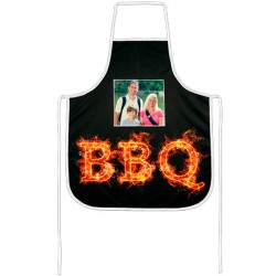 Tablier barbecue photo