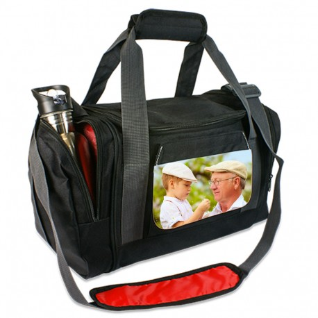 Sac de sport avec photo