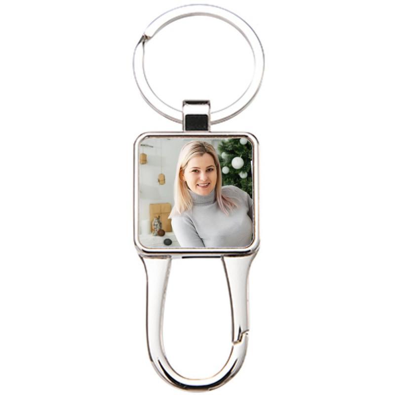 Porte clé mousqueton photo