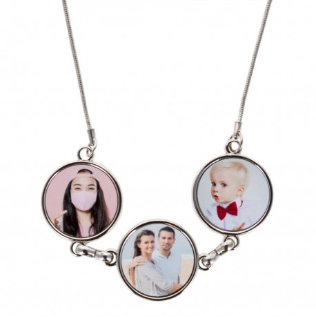 Collier 3 ronds photo