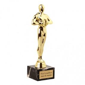 Statuette récompense à personnaliser