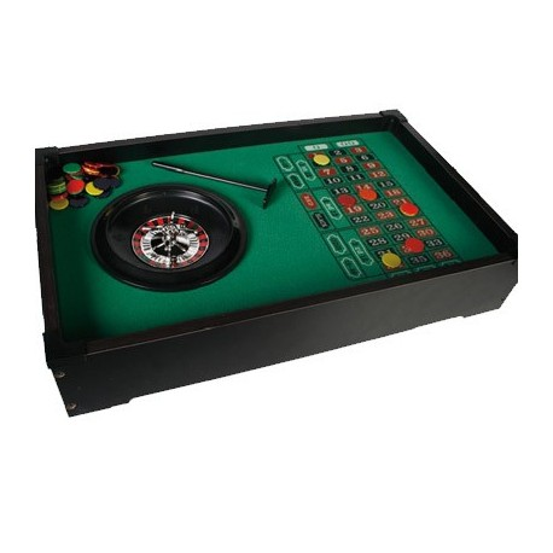 Mini roulette de casino