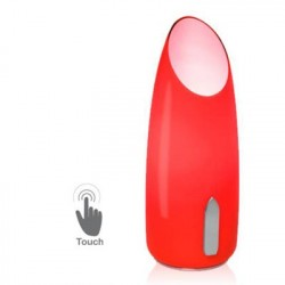 Lampe tactile en verre