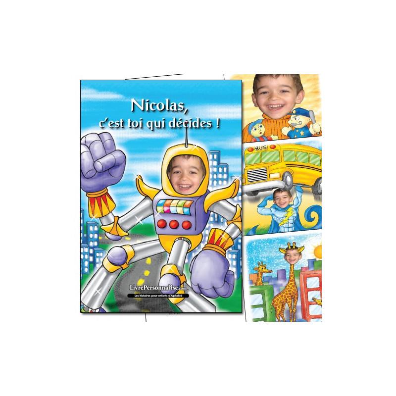 Livre Enfant Avec Photo