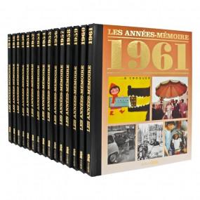 Livre historique de l'année de votre choix