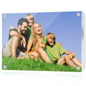 Tableau plexiglas personnalisé photo