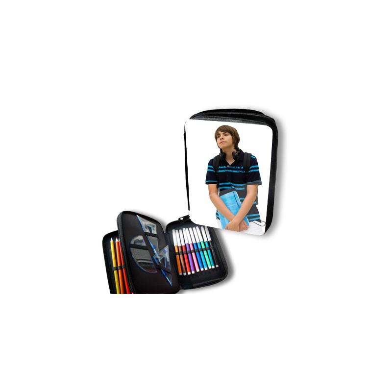 Trousse écolier et fournitures personnalisées