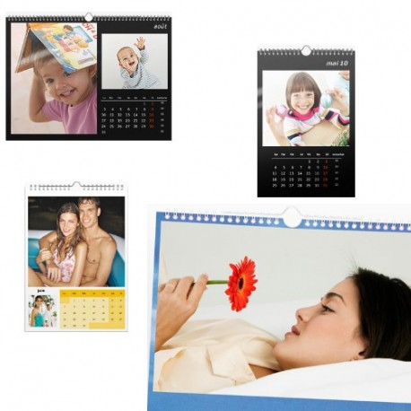 Calendrier personnalisable photo