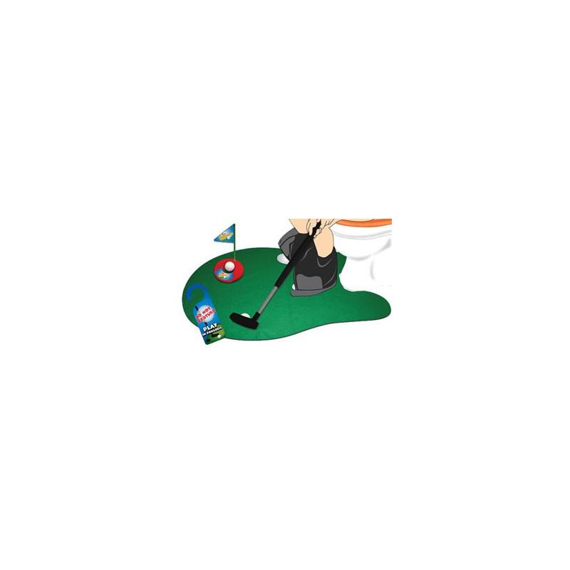 Set d'intérieur pour le golf