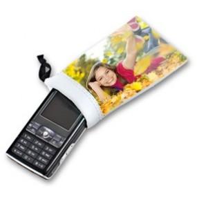 Pochette téléphone personnalisé photo