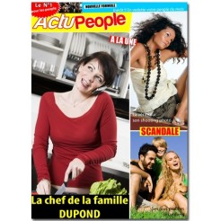 Fausse Une Magazine - People