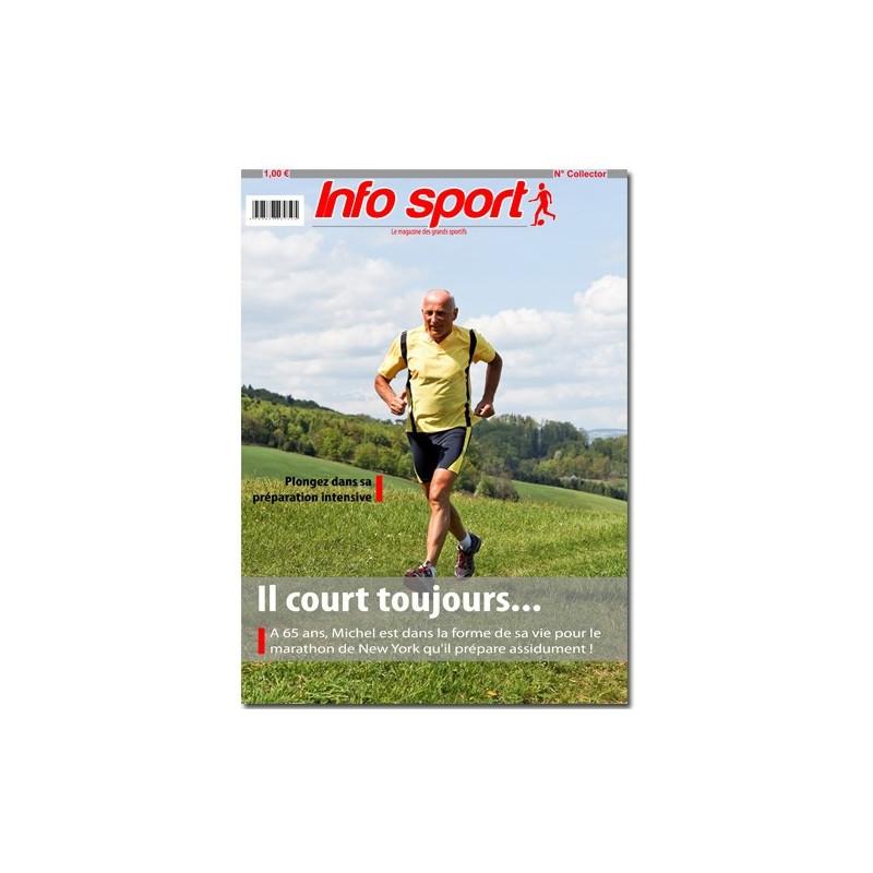 Une magazine sport personnalisée