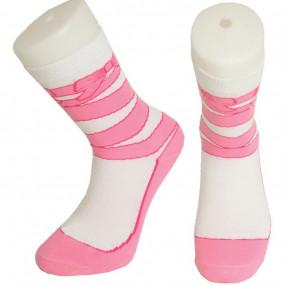 chaussette chausson de danse