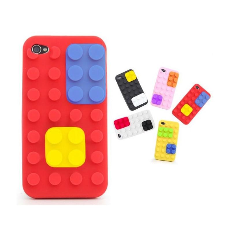 coque lego iphone 4