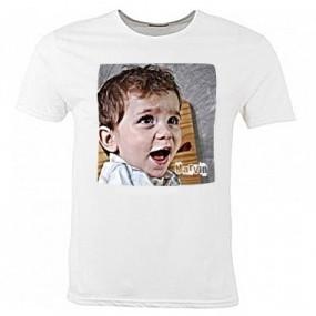 Tee shirt enfant avec vos photos