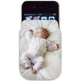 Pochette pour smartphone à personnaliser