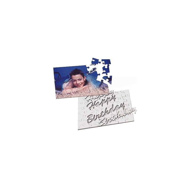 Puzzle anniversaire à personnaliser