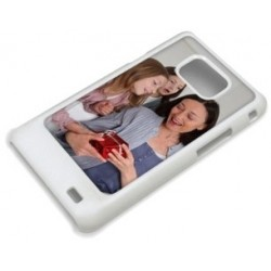 Coque galaxy S2 blanc photo