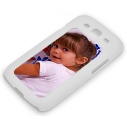 Coque samsung S3 blanche photo