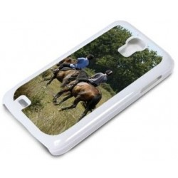 Coque samsung S4 blanche photo