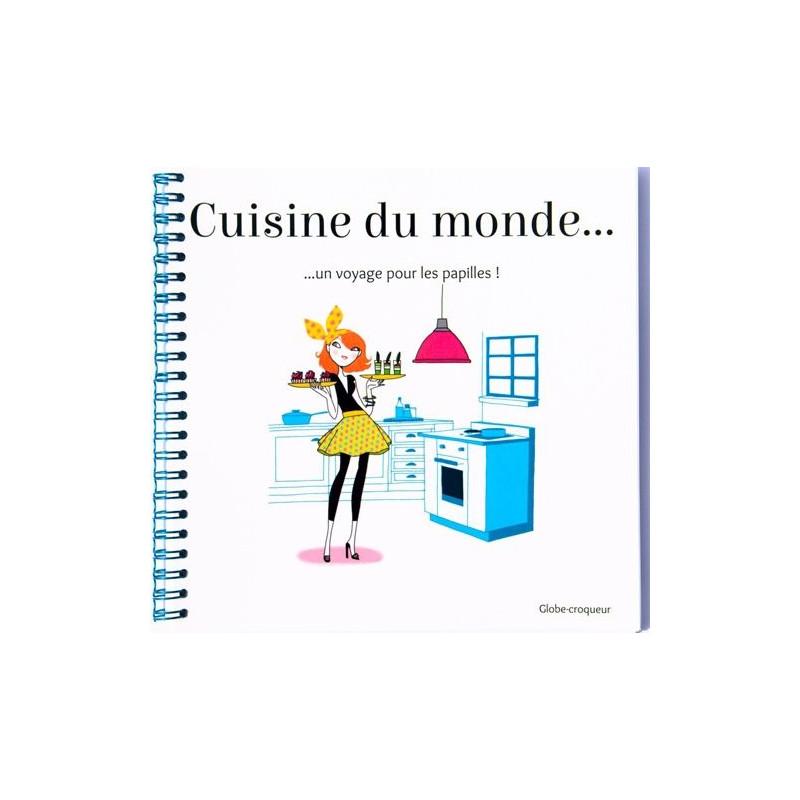 Livre cuisine personnalisé