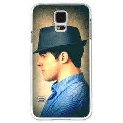 Coque S5 blanche photo