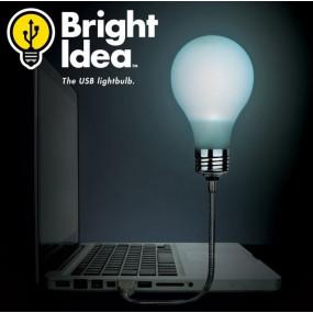 Lampe USB original en forme d'ampoule