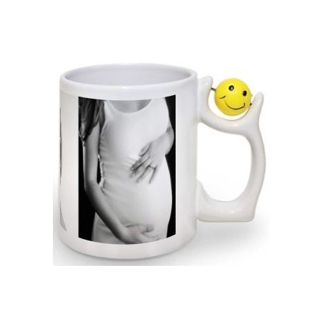 Mug smiley photo
