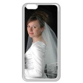 Coque blanche personnalisée Iphone 6