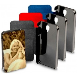 Coque portefeuille S4 photo