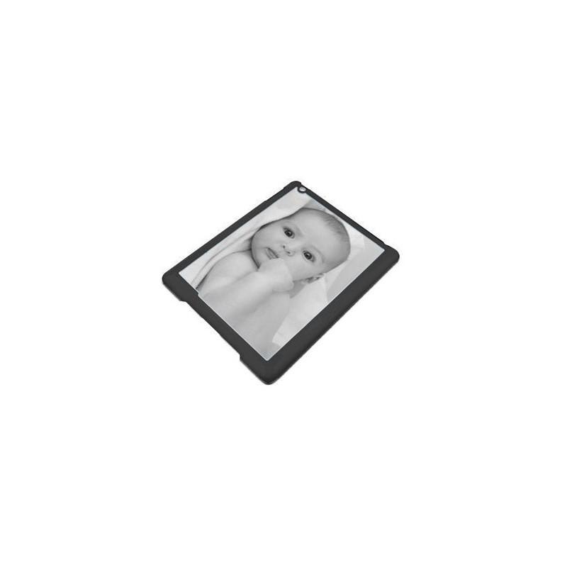 Coque Ipad Air photo bords noirs