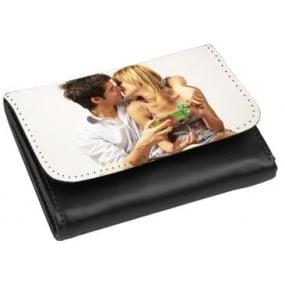 Portefeuille mixte avec photo