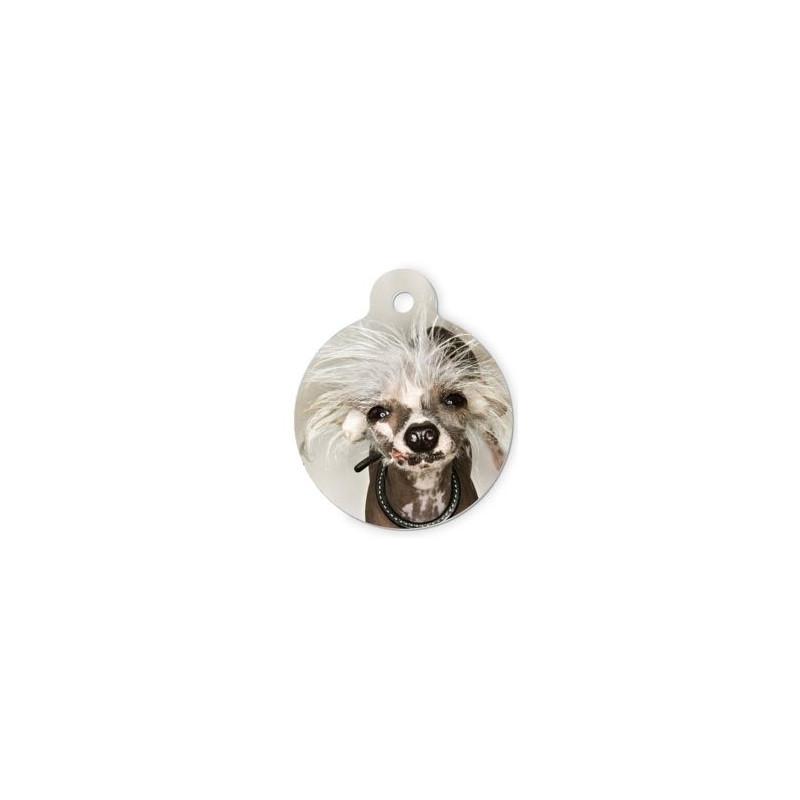 Médaille ronde pour animaux