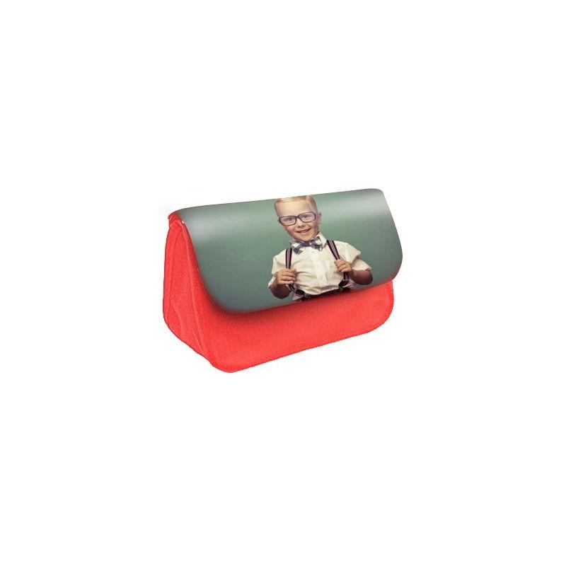 Trousse rouge photo