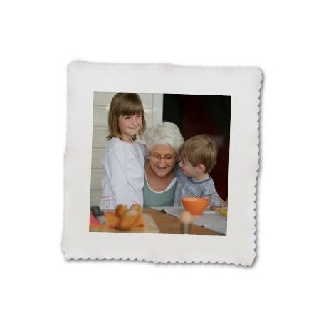 Serviette de table fantaisie photo