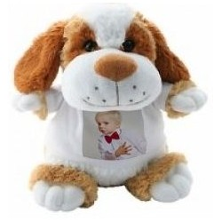 Peluche chien photo