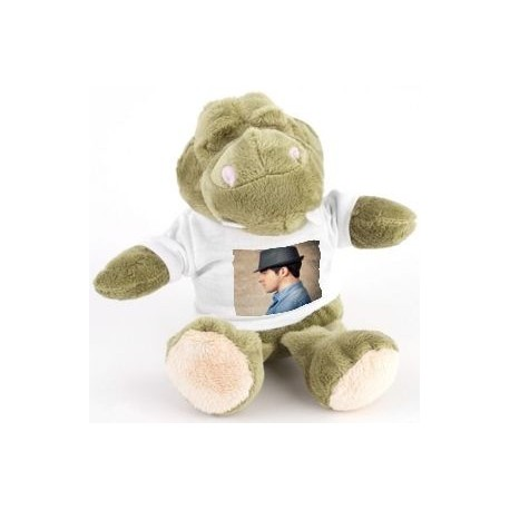 Peluche crocodile photo