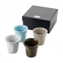 Set 4 tasses expresso