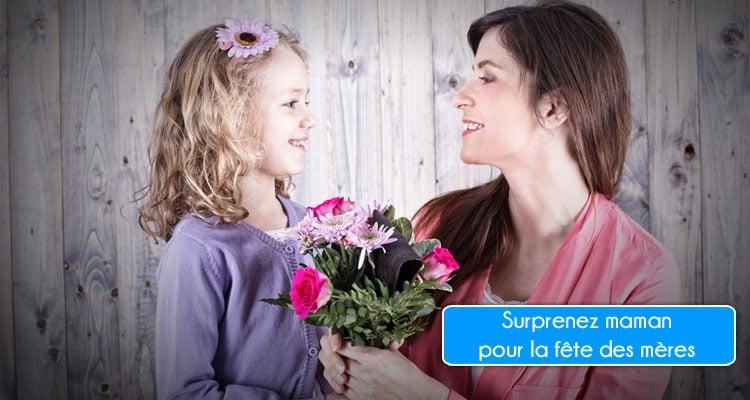 Cadeau de fête des mères